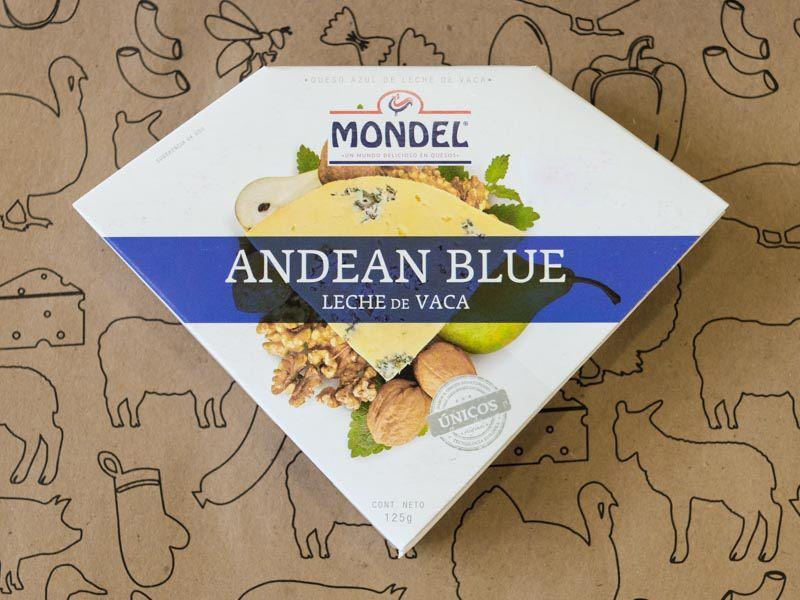 foto de Queso Mondel Andean Blue